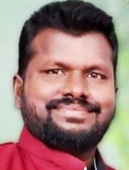കോവിഡ് ബാധിച്ച് മലയാളി  റായ്പൂരിൽ  മരിച്ചു