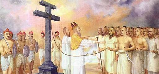 കൂനന്കുരിശ് സത്യത്തിലൂടെ കത്തോലിക്ക-യാക്കോബായ സഭാ വിഭജനം (തുടര്ച്ച)