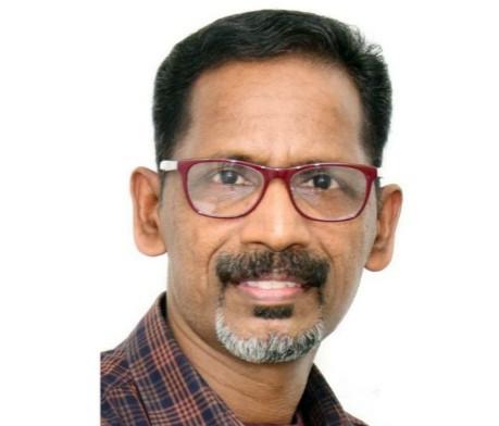 ശശി ജോസഫ് എജി പേരാവൂർ സെക്ഷൻ പ്രസ്ബിറ്റർ