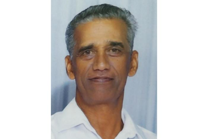 കെ. ഒ. മാത്യു കിഴക്കുംപാറയിൽ നിത്യതയിൽ