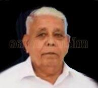 പാസ്റ്റർ ആർ. റസാലം (86) നിത്യതയിൽ