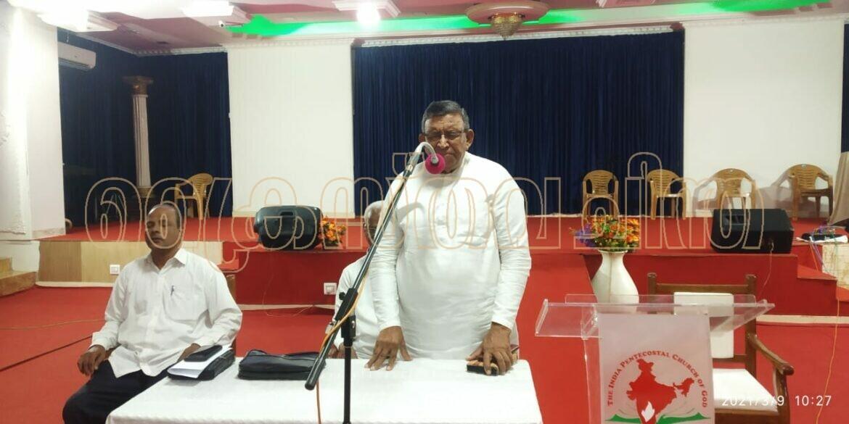 ഐപിസി പാലക്കാട് മേഖലാ 'മിഷൻ 2021' ദ്വിദിന ക്യാംപ് തുടങ്ങി