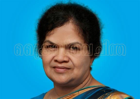 റാന്നി പൂവന്മല നൊച്ചുമണ്ണില് ബേഥേലില് കുഞ്ഞുകുഞ്ഞമ്മ മാത്യു നിത്യതയില്