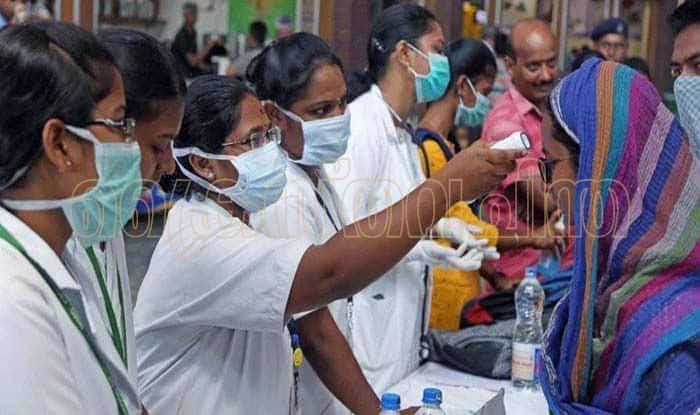 ഇന്ത്യയിൽ രോഗമുക്തി നിരക്ക് 77.7%; കോവിഡ് ബാധിച്ചവരുടെ ആകെയെണ്ണം 46,59,984