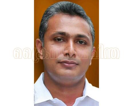 സുനിൽ പി. തോമസ് എജി വടകര സെക്ഷൻ പ്രസ്ബിറ്റർ