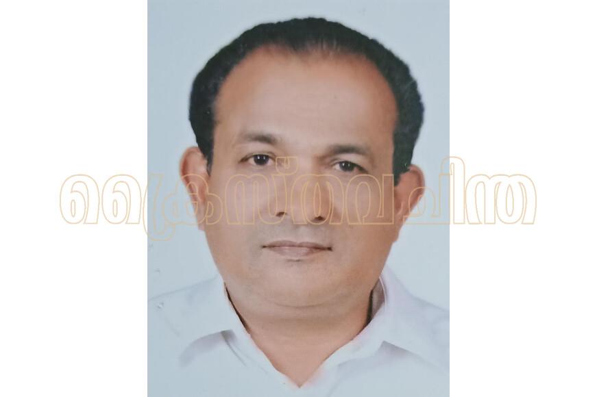 ജെ. സെൽവരാജ് എജി മണ്ണാർക്കാട് സെക്ഷൻ പ്രസ്ബിറ്റർ