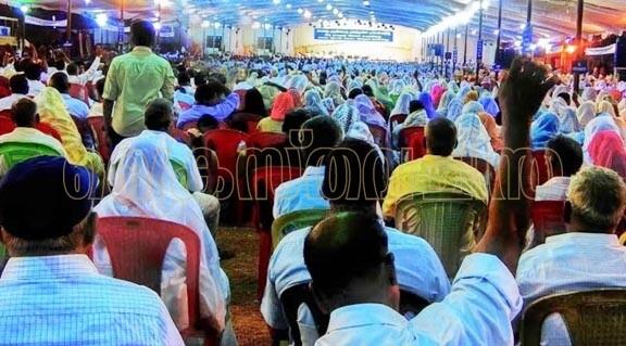 തിരുവല്ല റ്റി.പി.എം. കണ്വന്ഷന് സര്ക്കാര് അനുമതി