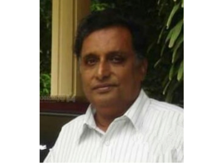 ഐപിസി മാവേലിക്കര വെസ്റ്റ് സെന്റർ വൈസ് പ്രസിഡൻ്റ്  ജോൺസൺ എബ്രഹാം നിത്യതയിൽ
