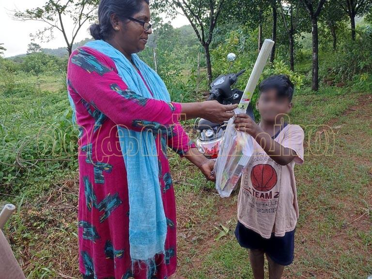 റവ. സണ്ണി താഴാംപള്ളം നേതൃത്വം നൽകുന്ന ബെദെസ്ത മിനിസ്ട്രീസ് സഹായമെത്തിച്ചു